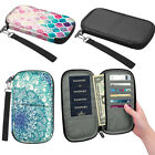 Внешний вид - Travel Wallet Passport Holder RFID Blocking Card Case Cover Organizer Protector