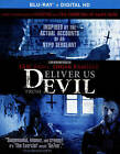 Deliver Us From Evil (Blu-ray Disc, 2014, Includes Digital Copy) Brand New