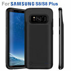 External Battery Backup Case Charger  For Samsung Galaxy S8 / S8 Plus Power Bank
