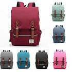 Kyпить Men Women Shoulder Canvas Backpack Rucksack School Travel Laptop College Bag на еВаy.соm