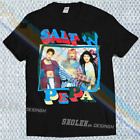 Inspired By Salt 'N Pepa Rap T-shirt Hip Hop Rap Tour Merch Limited Vintage New