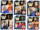 WWE Wrestling Retro Mankind Kane Triple H Series 2 Mattel Figure New WCW WWF