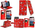 New Premium Leather Flip Wallet Phone Case Cover For ZTE Blade L3 (5'')