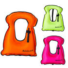New Inflatable Life Jacket Vest for  Surfing Boating Swimming Kids/ Adult