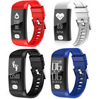 Bluetooth Smart Watch Sport Tracker Phone Mate for Android IOS iPhone Samsung