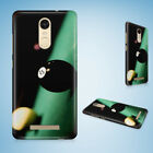 SNOOKER POOL TABLE BALLS 2 HARD CASE FOR XIAOMI MI 4 4I 5 NOTE PRO LTE $8.33 USD on eBay