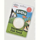 Supa Holiday Fish Food Feeding Block Vacation Weekend Tropical Coldwater Pond
