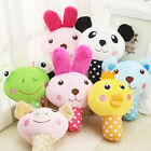 Baby Kids Bottle Chew Squeaker Puppy Playing Plush Toys Pets Dog Sound Squeaky