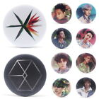 KPOP EXO Brooch Pin Badge Button For Clothes Hat Backpack Decoration