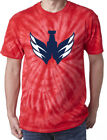 "Tie-Dye Alexander Ovechkin Washington Capitals ""Stanley Cup Logo"" T-Shirt $20.99 USD on eBay"