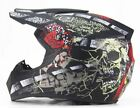 Motocross Off Road Helmet ATV Dirt Bike DOT Approved  Adults and Youth S M L XL