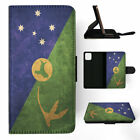 CHRISTMAS ISLAND COUNTRY FLAG FLIP CASE FOR IPHONE 5 5S SE 6 6S 7 8 X PLUS