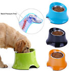 Super Design Elevated Feeder Single Raised Dog Bowls for Cozy Eating Detachable