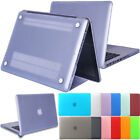 """Matte Slim Shockproof Thin Case Cover For MacBook Pro 15"""" A1286 / Pro 13"""" A1278"""