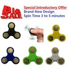 3D herumzappeln Spinner EDC Hand Finger Fokus ultimative Spin ZrO2 Lager