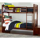 NE Kids Pulse Twin over Twin Bunk Bed
