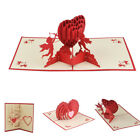 3D Pop Up Greeting Card Engagement Wedding Birthday Valentines Gifts UK
