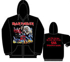 Iron Maiden: Number of the Beast Hoodie  New  Official Item