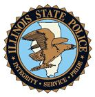 Theater Home Decor Illinois State Police Sticker Decal R4873 Illinois Police Department Cheap Vintage Home Decor