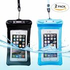 Waterproof Phone Case Set Floating Pouch Smartphone Dry Bag for iPhone Galaxy LG