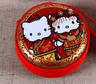 NEW HelloKitty Wedding Picture Hand Holding coin bag lyo-F9665