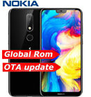 New Nokia X6 Smartphone Android 8.0 Snapdragon 636 Octa Core 5.8 Inch 4G Face ID