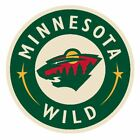 Minnesota Wild Sticker Decal S150 Hockey YOU CHOOSE SIZE $14.95 USD on eBay