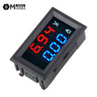 DC100V 10A Blue+Red LED Voltmeter Ammeter Amp Dual Digital Red LED Voltage Meter <br/> 100% BRAND NEW AND BEST QUALITY ,MORE and MORE discount