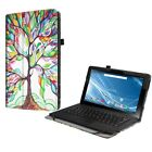For Insignia 11.6 Inch Tablet NS-P11A8100 / NS-P11W7100 Folio Case Cover Stand