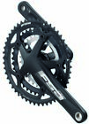 FSA Omega 10 speed Triple Road Bicycle Crankset, 50-39-30 w BB, 172.5 &  175mm