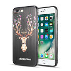 Fashion Diamond Back TPU Side+ PC Back Case Phone Cover For iPhone 8 X VIVO OPPO