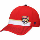 Fanatics Branded Florida Panthers Red Iconic Streak Speed Stretch Fitted Hat