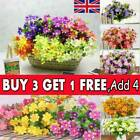28 Heads Artificial Chrysanthemum Daisy Flower Home Decor Hanging Basket Garden