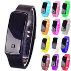 For Child Boy Girl Kids LED Sport Electronic Digital Wristwatch Watch Gift image