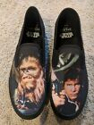 NEW! Star Wars Sperry Shoes CHEWIE HANS SOLO Men's Cloud CVO Slip On chewy $19.95 USD on eBay