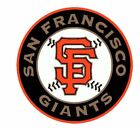 San Francisco Giants Sticker Decal S206 Baseball YOU CHOOSE SIZE on Ebay