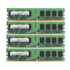 For Samsung 2GB 4GB 8GB DDR2 800MHz PC2-6400U DIMM Desktop RAM memory intel CPU