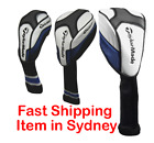 Use TaylorMade golf club Driver 3 4 5 7 fairway Hybrid wood head cover Headcover