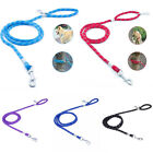 Dog Nylon Leash Multiple Use Durable Rope Lead Strong Pulling 6 Feet ThinkPet