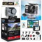 Akaso EK7000 Action Camera Ultra HD 4K WiFi 1080P/60fps 2.0'' LCD Waterproof New <br/> US Seller, 100% New! 3 Year Warranty, 26 in 1 Camcorder