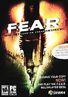 F.E.A.R.: First Encounter Assault Recon - PC Sierra Video Game