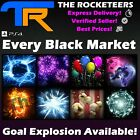 [PS4/PSN] Rocket League Every Black Market Goal Explosion Voxel Neuro-Agitator..