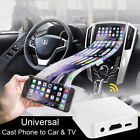 Car WiFi Display Video Mirror Box HDMI Adapter DLNA Airplay fr iOS Android to TV