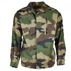 Original French army F2 Ripstop jacket CCE camo military surplus issue