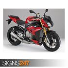 BMW S1000R (AE184) - Photo Picture Poster Print Art A0 A1 A2 A3 A4