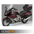 BMW K1600GTL (AE198) - Photo Picture Poster Print Art A0 A1 A2 A3 A4