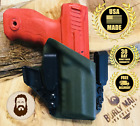xdm 5.25 holster - IWB Kydex Holster Fits Springfield Armory XD 9 40 45 XDS XDM OD Green and Red