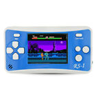 "With 8 Bit Retro 2.5"" LCD color 150 Video Games Handheld Console Player Gift BS1"
