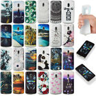 For Motorola Moto G5/G5 Plus/G4 Play C Slim Silicone Painted Soft TPU Case Cover