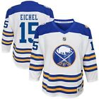 Jack Eichel Buffalo Sabres Youth White 2018 Winter Classic Replica Player Jersey